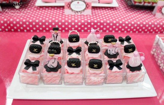 French Parisian Baby Shower ideas