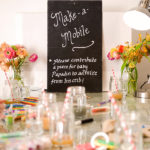 Make a Mobile Baby Shower
