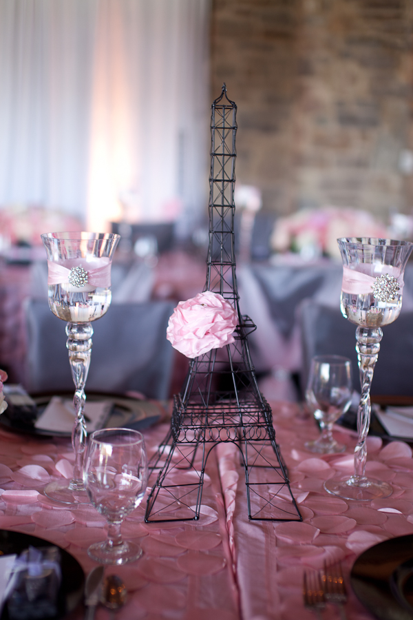 Paris Inspired Baby Shower decoration ideas (2)