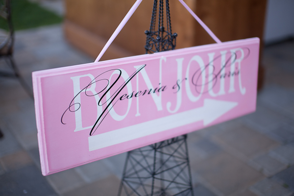 Paris Inspired Baby Shower decoration ideas (4)