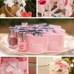 Pink and Floral Baby Shower