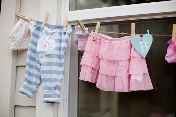 Pretty Backyard Baby Shower (2)
