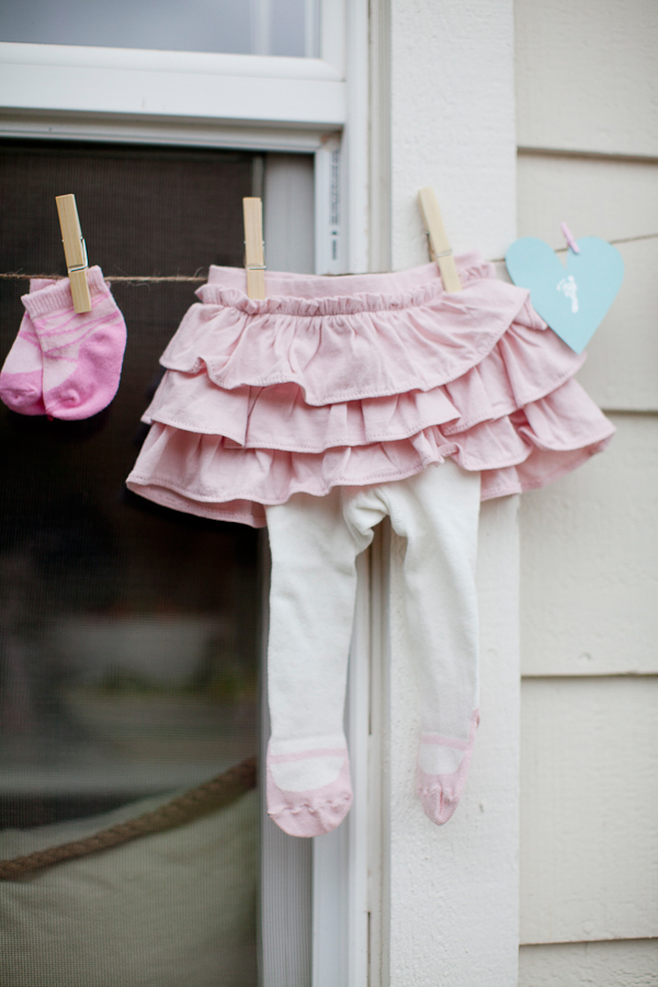Pretty Backyard Baby Shower (3)