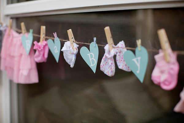Pretty Backyard Baby Shower (4)