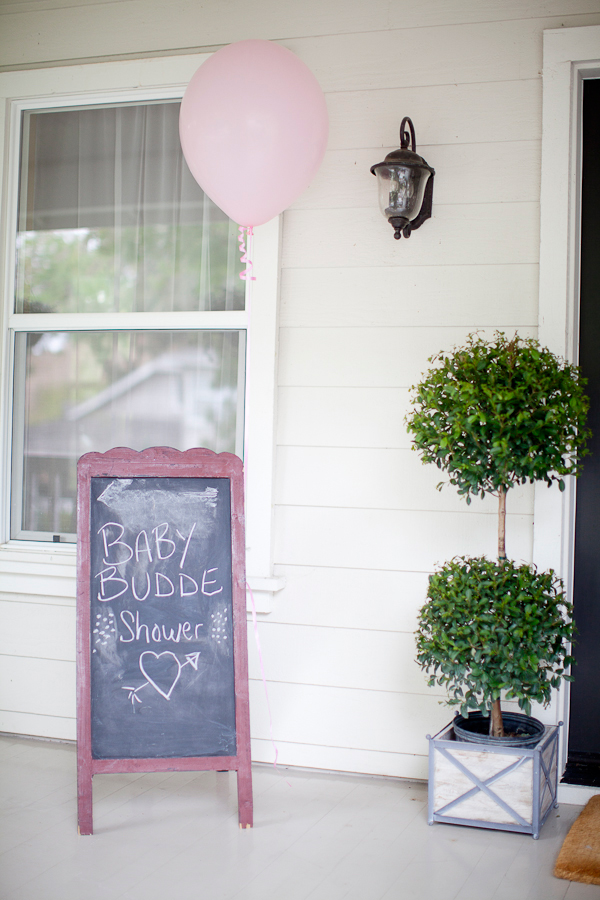 Pretty Backyard Baby Shower (5)