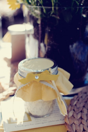 Shabby Chic Themed Baby Shower (17)