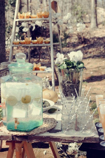 Shabby Chic Themed Baby Shower (18)