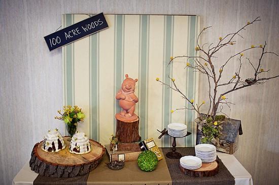 Winnie the Pooh Baby Shower (5)