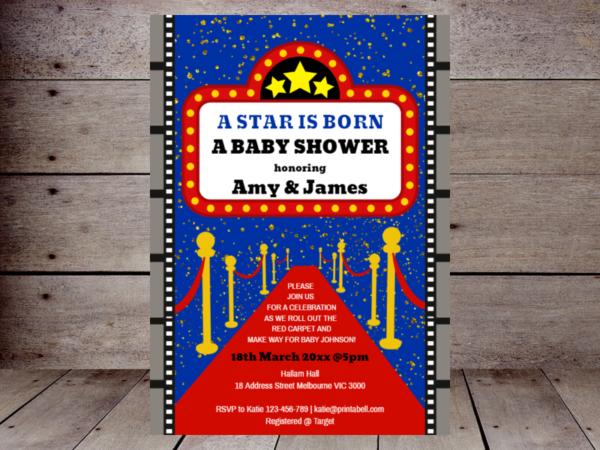 blue-hollywood-baby-shower-editable-invitation