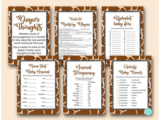 giraffe-baby-shower-game-package-printable-jungle-safari5