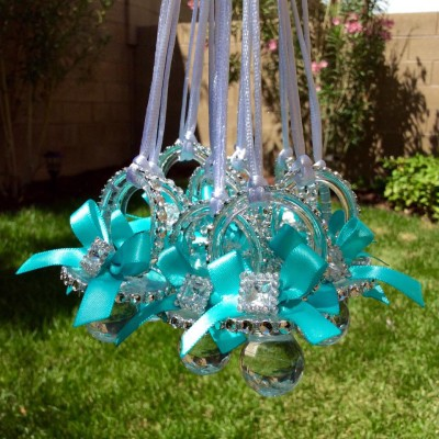 tiffany blue baby pacifier