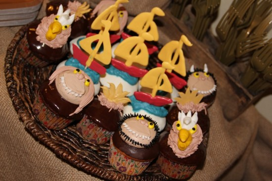 where the wild things are baby shower (10)