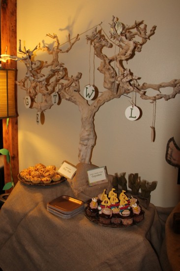 where the wild things are baby shower (2)