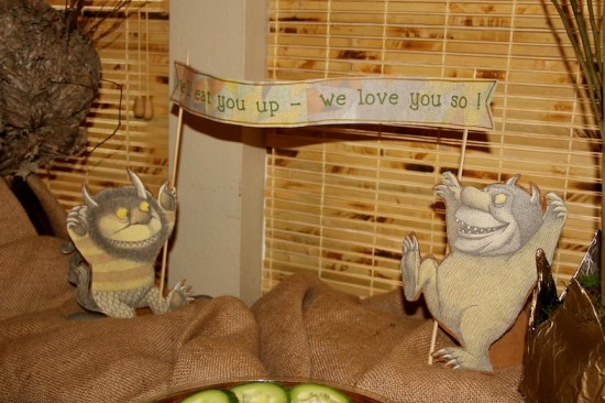 where the wild things are baby shower (6)