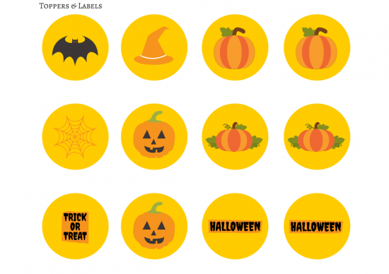 Free Little Pumpkin Halloween Printable