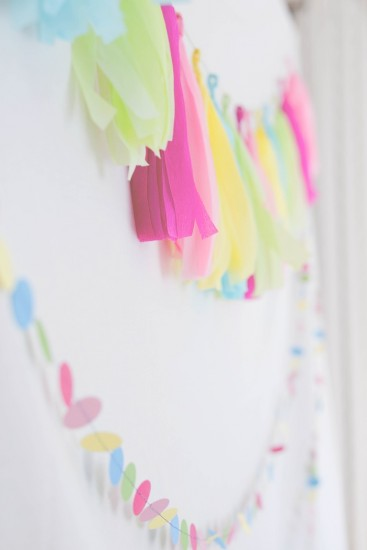 Bird Baby Shower decoration ideas
