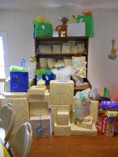 It's a Jungle Out There Themed Baby Shower (18)