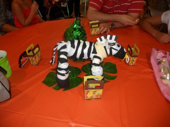 It's a Jungle Out There Themed Baby Shower (4)