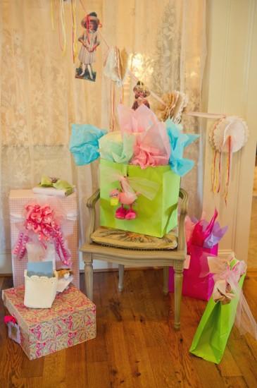 Pink Orange Baby Shower (12)