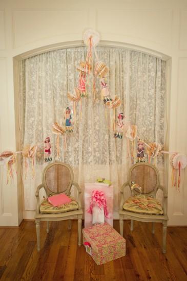 Pink Orange Baby Shower (7)