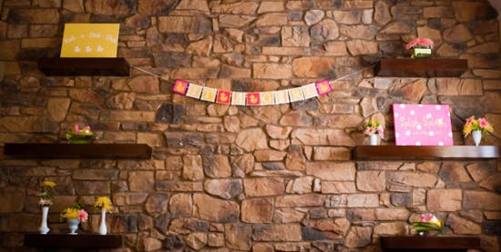 Pink Rubber Ducky Baby Shower banner