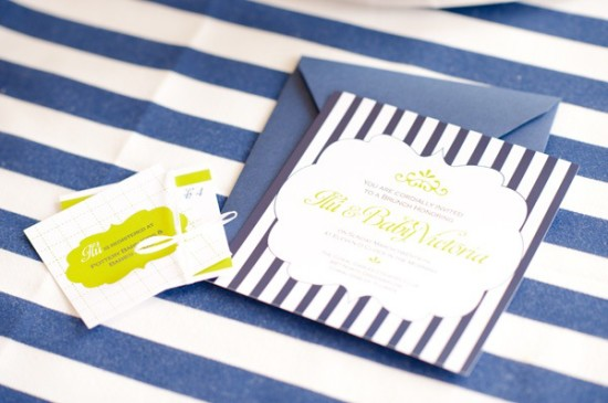Pretty Navy Blue Baby Shower (6)