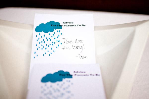 Rain Cloud Baby Shower decorations (5)