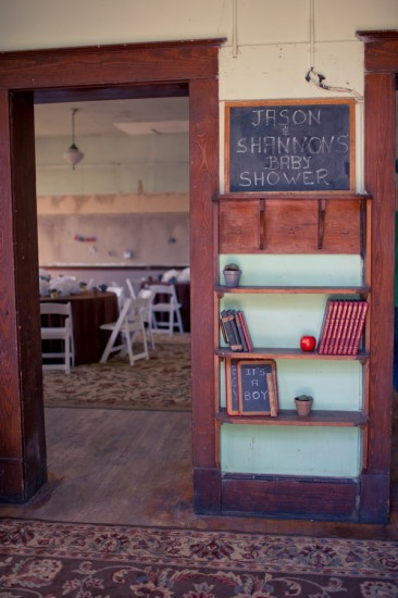 Vintage Schoolhouse Baby Shower ideas (12)