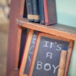 Vintage Schoolhouse Baby Shower
