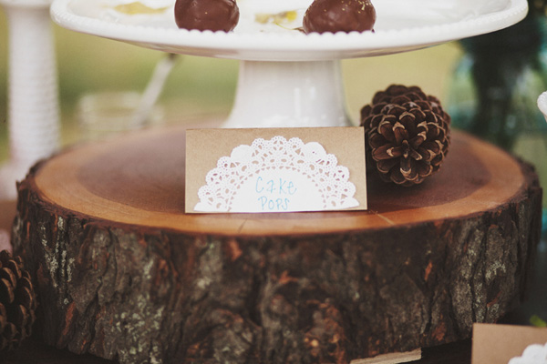 Vintage Woodland Baby Shower (7)