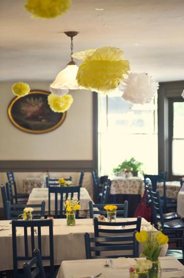 Yellow Grey Airplane Baby Shower decoration (6)