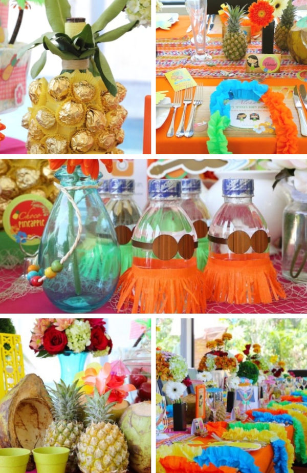 hawaiian-luau-baby-shower-theme