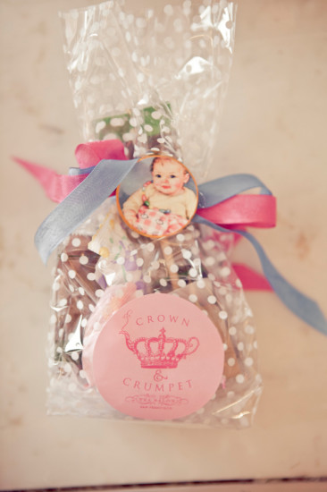 Sweet Tea Time Baby Shower favors