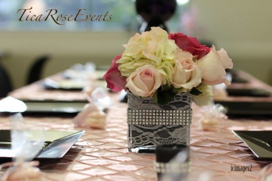 floral arrangement centerpiece