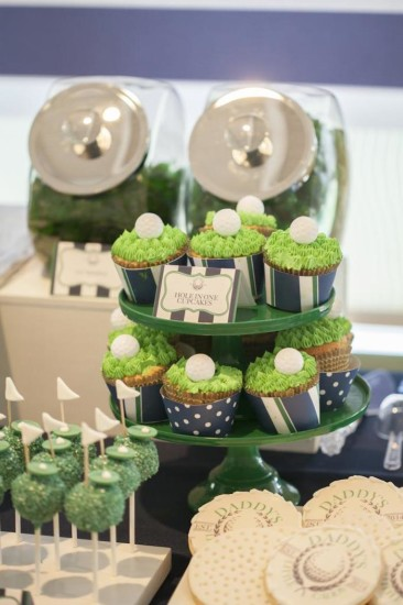 Daddy S Little Caddy Theme Baby Shower Ideas Themes