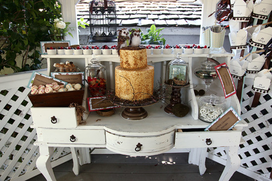 treat table