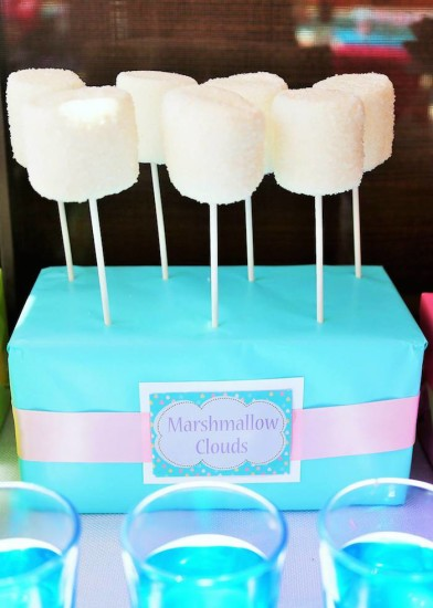 marshmallow cloud pops