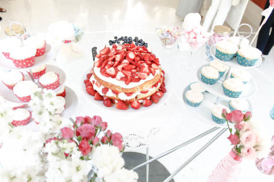 Baby Shower for a Girl & a Boy