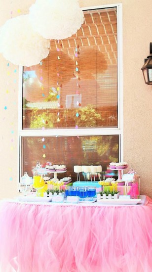 raindrop baby shower