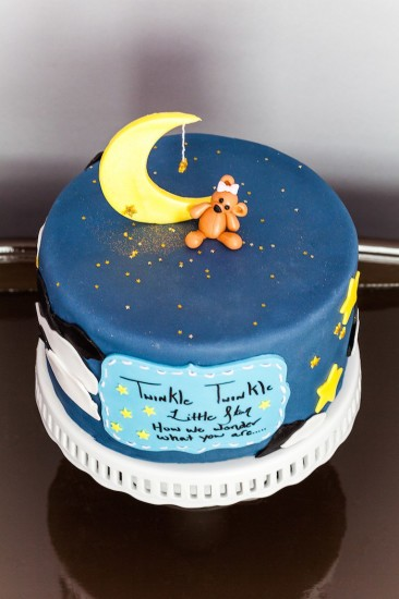 Twinkle Twinkle Little Star Gender Reveal Baby Shower