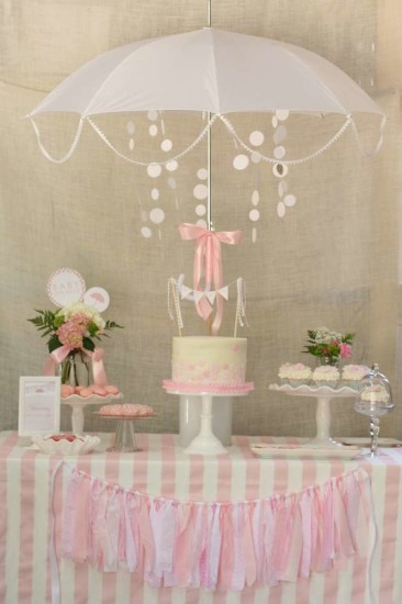 Pink Sprinkle Baby Shower