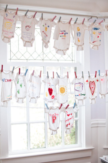 activity Gender Neutral Toronto Themed Baby Shower onesies