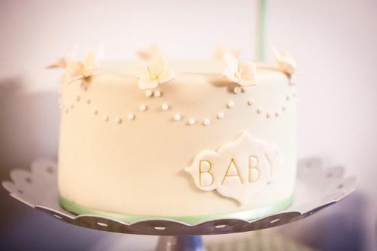 cake Shabby Chic Elephant