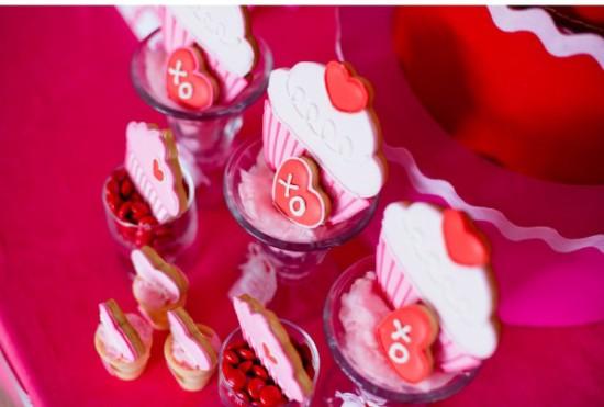 cupcake sweet cookies valentines