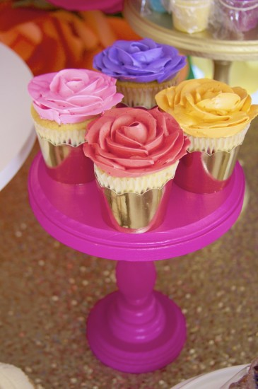 mexican themed baby shower cupcakes