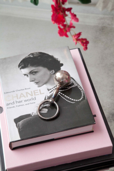 chanel and her world book
