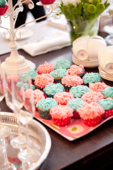 cupcakes for gender neutral theme