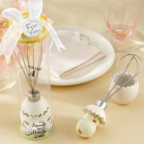 About to Hatch Whisk Baby Shower Favor