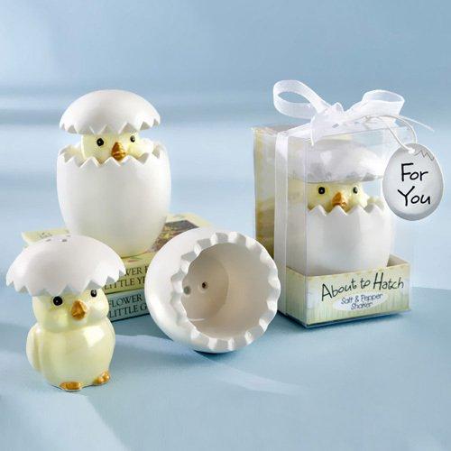 Baby Chick Salt & Pepper Shakers