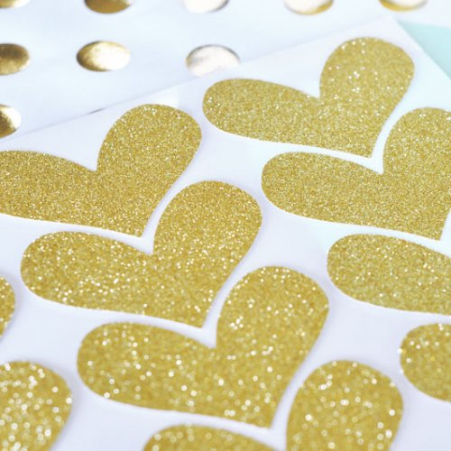 fabulous-february-valentines-baby-shower-ideas-heart-Glitter-Sticker